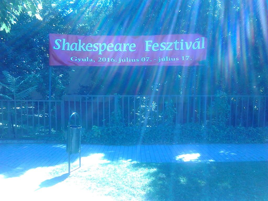 """""""Nekem nagyon tetszik ez a rész, Mama!"""" – A Shakespeare Fesztivál második napja"""