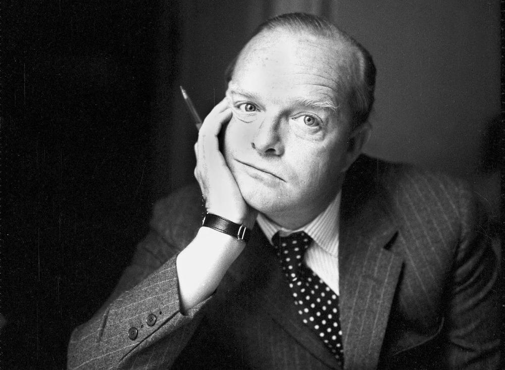 Truman Capote: A HÁLAADÁS-NAPI VENDÉG