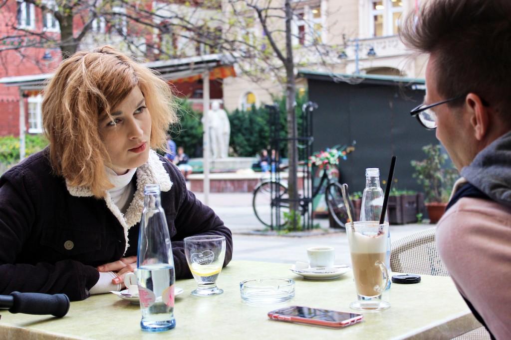 """""""…imádom Lónyay Erzsébetben azt, ahogy nem méri magát másokhoz!""""- interjú"""